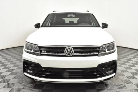 2020 Volkswagen Tiguan for sale at Southern Auto Solutions - Georgia Car Finder - Southern Auto Solutions-Jim Ellis Volkswagen Atlan in Marietta GA