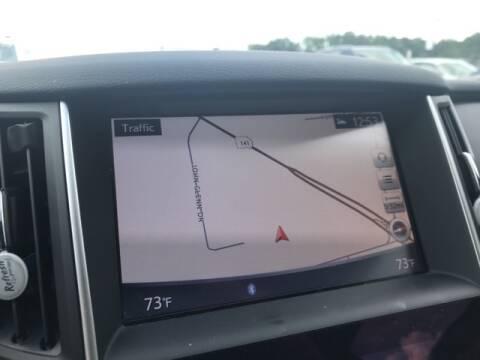 2018 Infiniti Q60 for sale at Southern Auto Solutions - Georgia Car Finder - Southern Auto Solutions-Jim Ellis Mazda Atlanta in Marietta GA