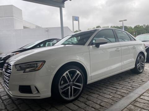 2017 Audi A3 for sale at Southern Auto Solutions - Georgia Car Finder - Southern Auto Solutions-Jim Ellis Volkswagen Atlan in Marietta GA