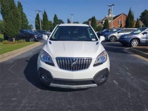 2016 Buick Encore for sale at Southern Auto Solutions - Georgia Car Finder - Southern Auto Solutions - Lou Sobh Honda in Marietta GA