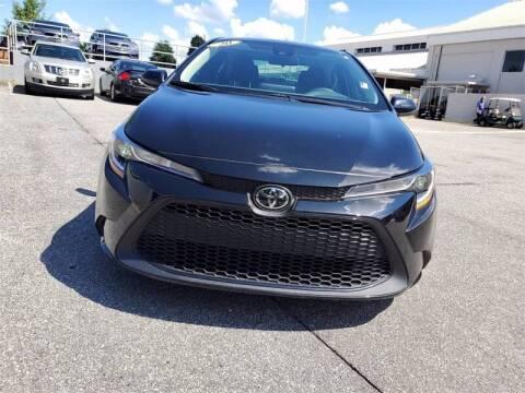 2020 Toyota Corolla for sale at Southern Auto Solutions - Georgia Car Finder - Southern Auto Solutions - Acura Carland in Marietta GA