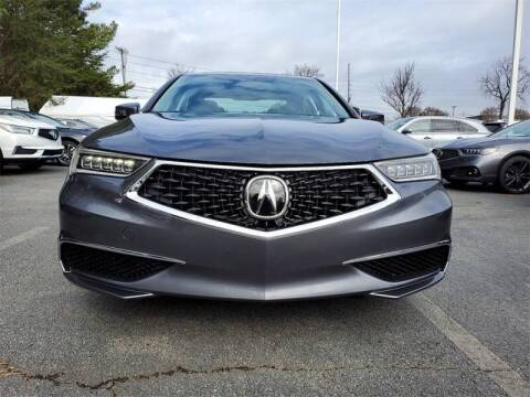 2020 Acura TLX for sale at Southern Auto Solutions - Georgia Car Finder - Southern Auto Solutions - Acura Carland in Marietta GA