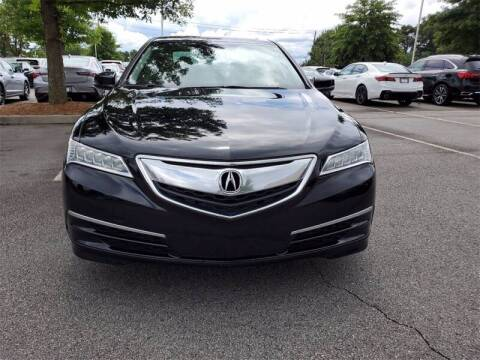 2017 Acura TLX for sale at Southern Auto Solutions - Georgia Car Finder - Southern Auto Solutions - Acura Carland in Marietta GA
