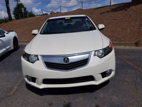 2011 Acura TSX for sale at Southern Auto Solutions - Georgia Car Finder - Southern Auto Solutions - Acura Carland in Marietta GA