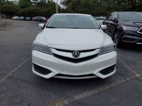 2018 Acura ILX for sale at Southern Auto Solutions - Georgia Car Finder - Southern Auto Solutions - Acura Carland in Marietta GA