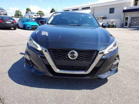 2019 Nissan Altima for sale at Southern Auto Solutions - Georgia Car Finder - Southern Auto Solutions - Acura Carland in Marietta GA