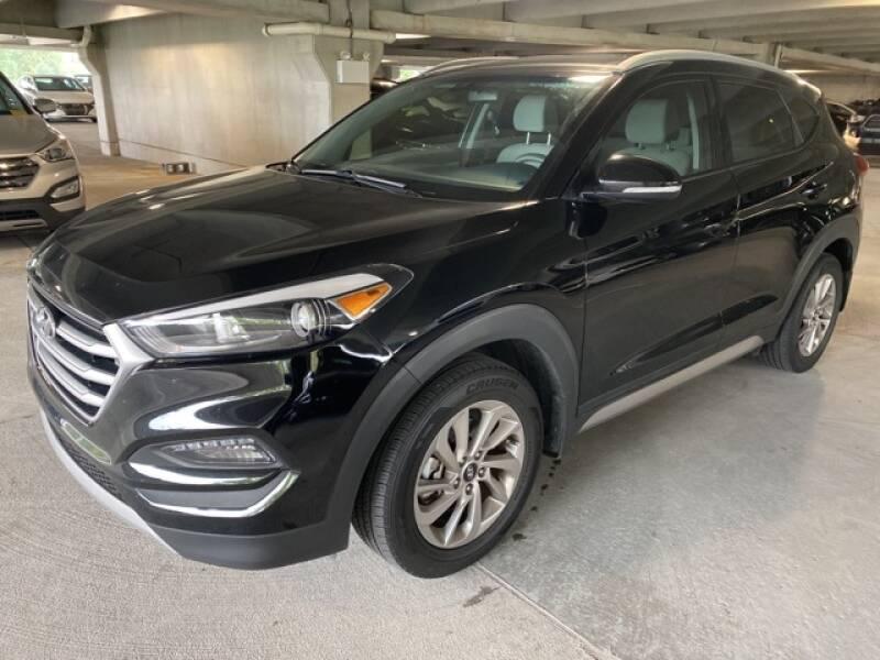 2017 Hyundai Tucson for sale at Southern Auto Solutions - Georgia Car Finder - Southern Auto Solutions-Jim Ellis Hyundai in Marietta GA