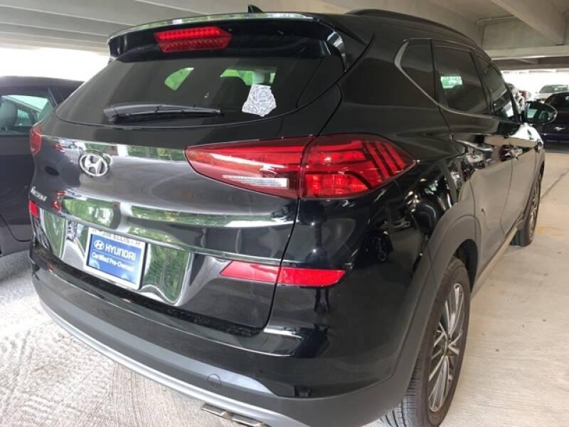 2020 Hyundai Tucson for sale at Southern Auto Solutions - Georgia Car Finder - Southern Auto Solutions-Jim Ellis Hyundai in Marietta GA