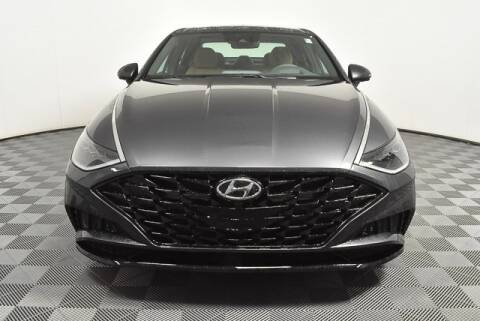 2021 Hyundai Sonata for sale at Southern Auto Solutions - Georgia Car Finder - Southern Auto Solutions-Jim Ellis Hyundai in Marietta GA