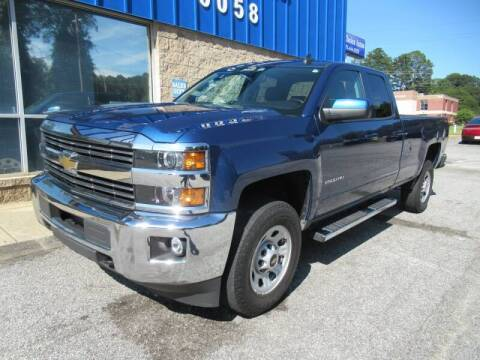 2016 Chevrolet Silverado 2500HD for sale at Southern Auto Solutions - Georgia Car Finder - Southern Auto Solutions - 1st Choice Autos in Marietta GA