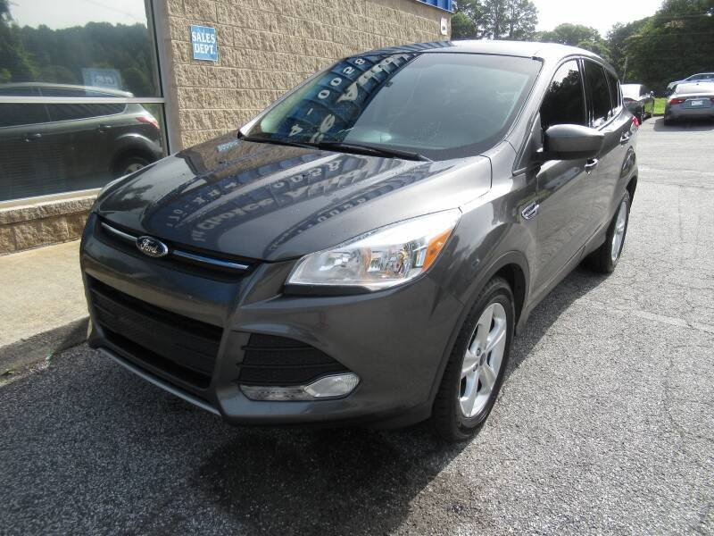 2016 Ford Escape for sale at Southern Auto Solutions - 1st Choice Autos in Marietta GA