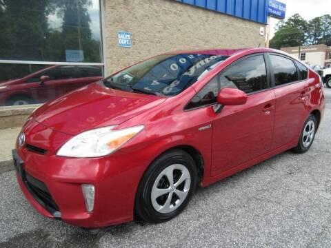 2013 Toyota Prius for sale at Southern Auto Solutions - Georgia Car Finder - Southern Auto Solutions - 1st Choice Autos in Marietta GA