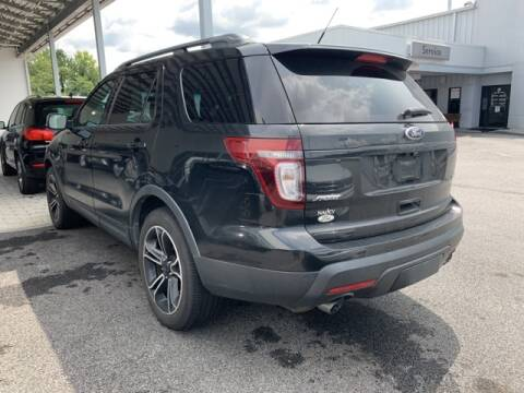2015 Ford Explorer for sale at Southern Auto Solutions-Jim Ellis Volkswagen Atlan in Marietta GA