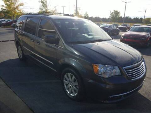 2016 Chrysler Town and Country for sale at Southern Auto Solutions - Georgia Car Finder - Southern Auto Solutions - Lou Sobh Kia in Marietta GA