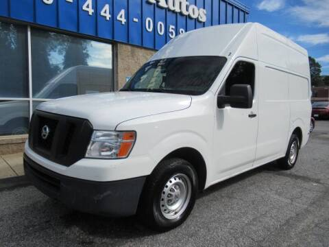 2017 Nissan NV Cargo for sale at Southern Auto Solutions - Georgia Car Finder - Southern Auto Solutions - 1st Choice Autos in Marietta GA