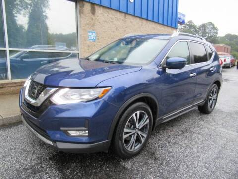 2017 Nissan Rogue for sale at Southern Auto Solutions - Georgia Car Finder - Southern Auto Solutions - 1st Choice Autos in Marietta GA