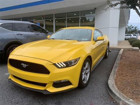 2016 Ford Mustang for sale at Southern Auto Solutions - Georgia Car Finder - Southern Auto Solutions-Jim Ellis Volkswagen Atlan in Marietta GA