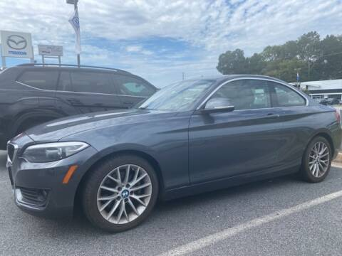 2014 BMW 2 Series for sale at Southern Auto Solutions - Georgia Car Finder - Southern Auto Solutions-Jim Ellis Volkswagen Atlan in Marietta GA