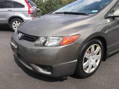 2007 Honda Civic for sale at Southern Auto Solutions - Georgia Car Finder - Southern Auto Solutions - Lou Sobh Honda in Marietta GA
