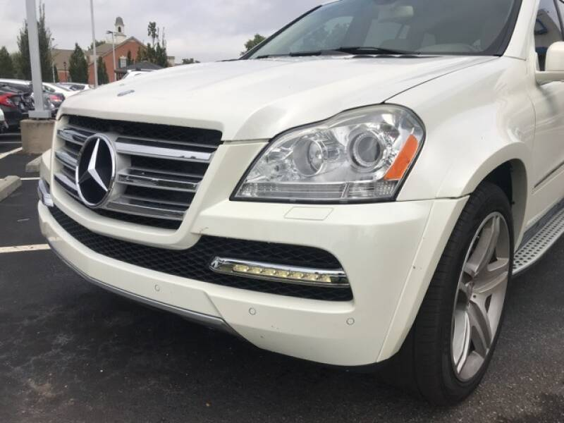 2012 Mercedes-Benz GL-Class for sale at Southern Auto Solutions - Georgia Car Finder - Southern Auto Solutions - Lou Sobh Honda in Marietta GA