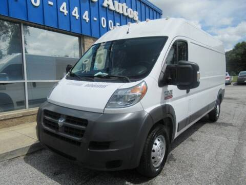 2016 RAM ProMaster Cargo for sale at Southern Auto Solutions - Georgia Car Finder - Southern Auto Solutions - 1st Choice Autos in Marietta GA