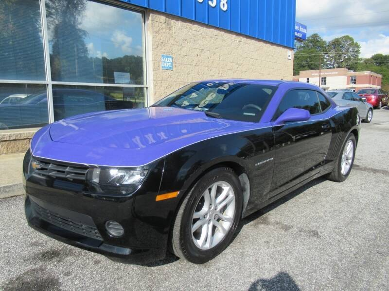 2015 Chevrolet Camaro for sale at Southern Auto Solutions - Georgia Car Finder - Southern Auto Solutions - 1st Choice Autos in Marietta GA
