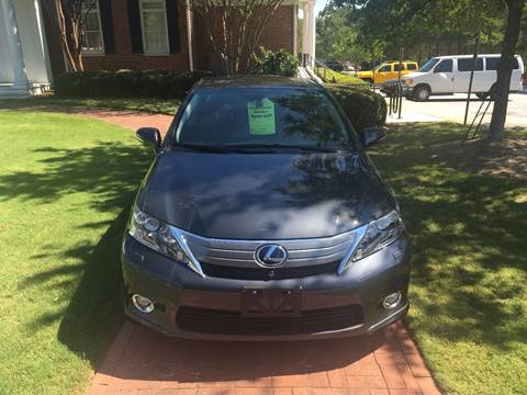 2010 Lexus HS 250h for sale at Southern Auto Solutions in Marietta GA