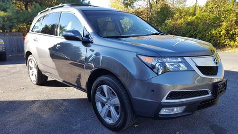 2012 Acura MDX for sale in Poughkeepsie NY