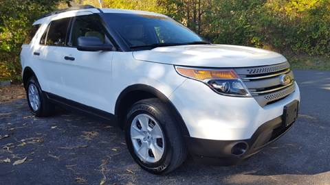 2013 Ford Explorer for sale in Poughkeepsie NY