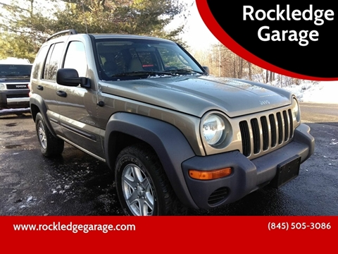 2004 Jeep Liberty for sale in Poughkeepsie, NY