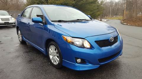 2010 Toyota Corolla for sale in Poughkeepsie, NY