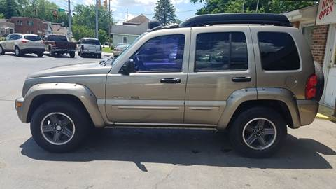 2003 Jeep Liberty for sale in Richmond, IN