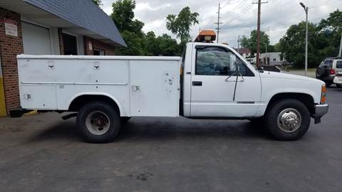 1995 GMC Sierra 3500 for sale in Richmond, IN