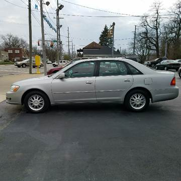 2002 Toyota Avalon for sale in Richmond, IN