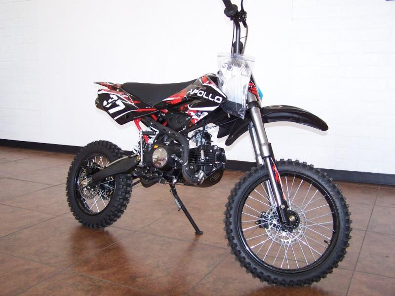 2017 Morgan 125cc Dirt Bike In Mesa Az Advanti Powersports