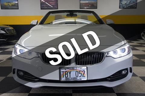 2014 BMW 4 Series for sale in Honolulu, HI
