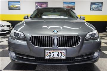 2011 BMW 5 Series for sale in Honolulu, HI
