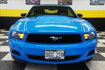 2010 Ford Mustang for sale in Honolulu, HI