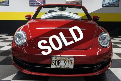 2013 Volkswagen Beetle for sale in Honolulu, HI