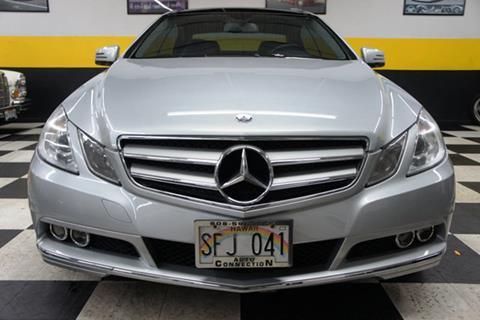 2010 Mercedes-Benz E-Class for sale in Honolulu, HI