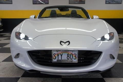 2016 Mazda MX-5 Miata for sale in Honolulu, HI