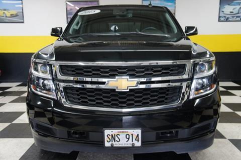 2015 Chevrolet Tahoe for sale in Honolulu, HI