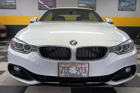 2016 BMW 4 Series for sale in Honolulu, HI