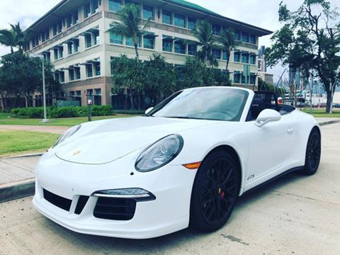2015 Porsche 911 for sale in Honolulu, HI
