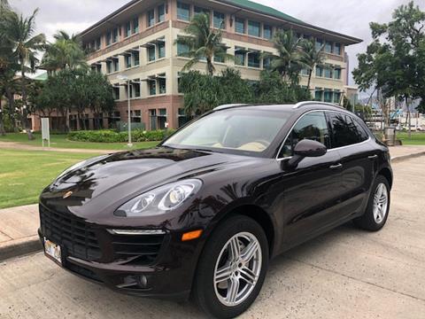 2015 Porsche Macan for sale in Honolulu, HI