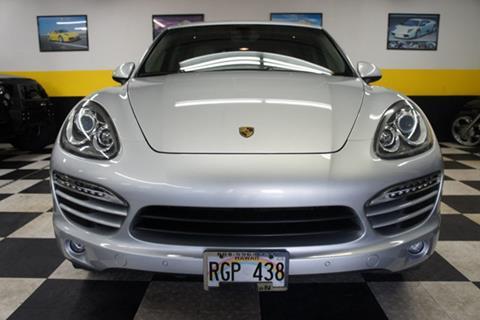 2011 Porsche Cayenne for sale in Honolulu, HI