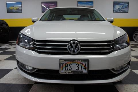 2015 Volkswagen Passat for sale in Honolulu, HI