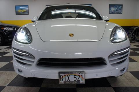 2012 Porsche Cayenne for sale in Honolulu, HI