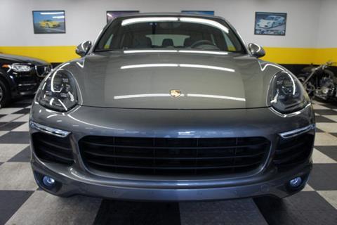 2016 Porsche Cayenne for sale in Honolulu, HI