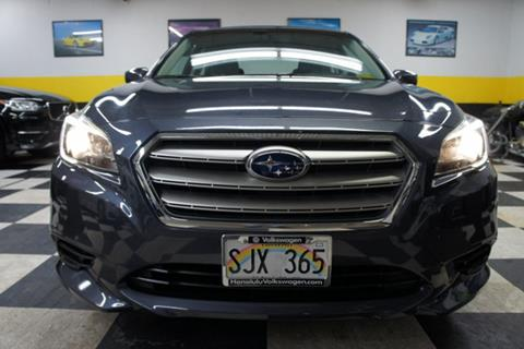 2015 Subaru Legacy for sale in Honolulu, HI